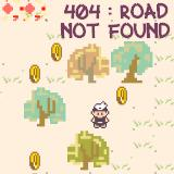 404 : Road Not Found