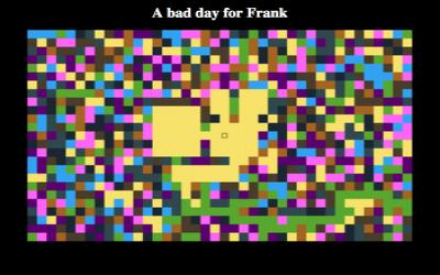 A bad day for Frank