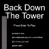 Back Down The Tower