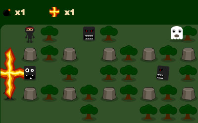 how to create a game in javascript
