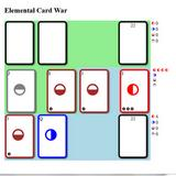 Elemental Card Wars
