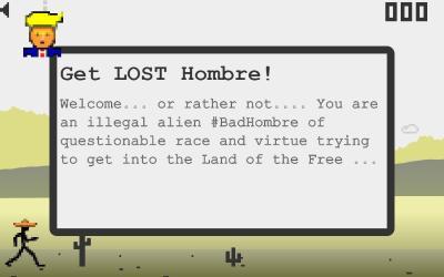 Get Lost Hombre! | js13kGames