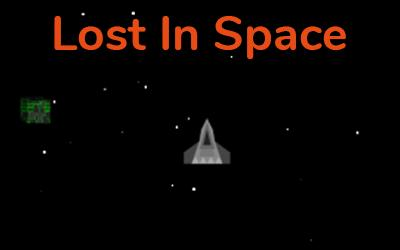 Lost In Space. Endless Destruction.