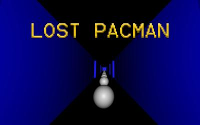 HTML5 and JavaScript Game Development Competition in just 13 kB. Lost Pacman