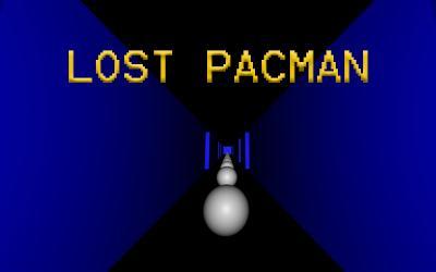 lost pacman js13kgames