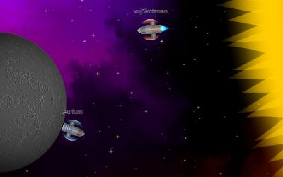 Planetary — an starship fight game