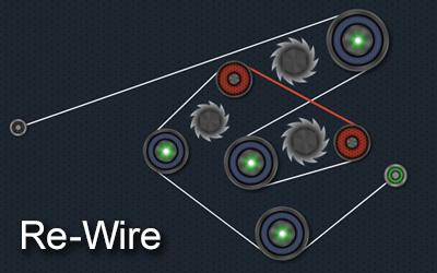 Re-Wire | js13kGames