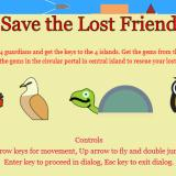 Save the Lost Friend