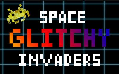 Space Glitchy Invaders