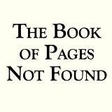 The Book of Pages Not Found