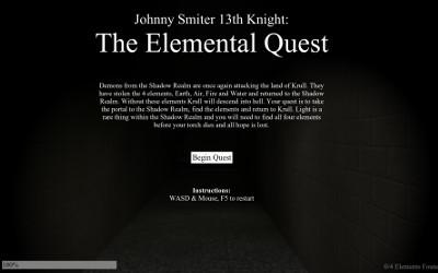 The Elemental Quest