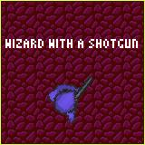 WIZARD WITH A SHOTGUN